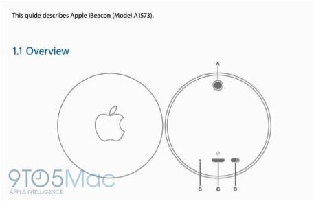 ibeacon Apple garde une borne iBeacon au chaud