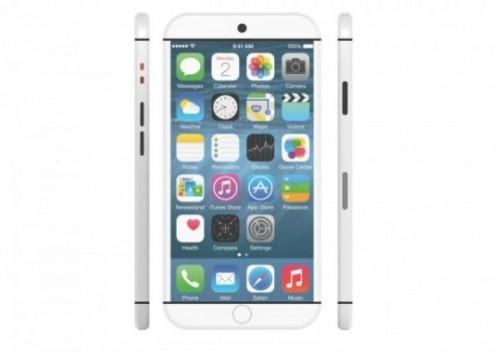 iphone7 500x353 Un iPhone 7 sans boutons et avec reconnaissance faciale ?