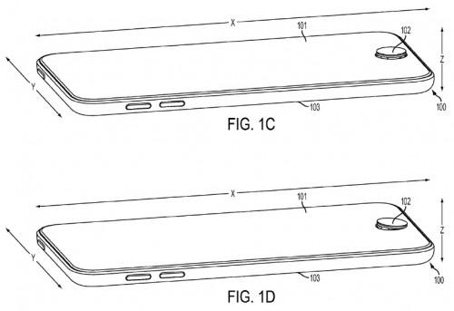 joystick 500x343 Apple a un brevet pour développer un joystick dans les iPhone