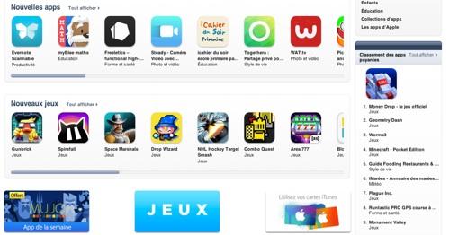 prixAppStore App Store : les applis pour iOS coûtent plus cher !