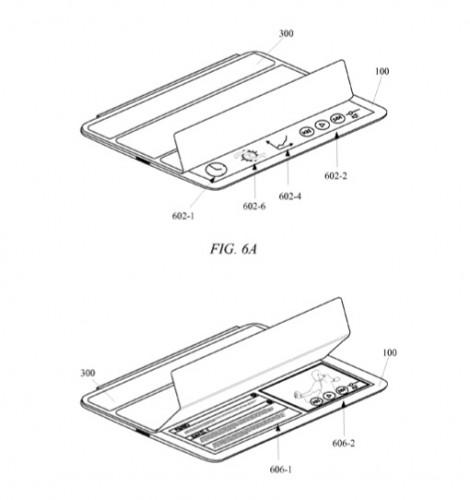 smartcover 2 470x500 Comment l'interface utilisateur des iPad serait gérée par la Smart Cover