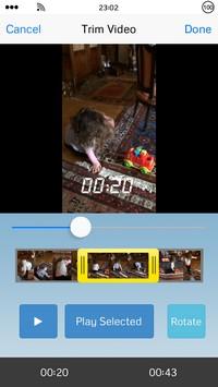 2015 02 06 23.02 Video Slimmer App (2,99€) : Réduisez dau moins 80% le poids de vos vidéos...
