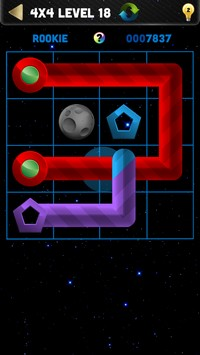 2015 02 08 13.53 Flux Pro (0,99€) : Un jeu de puzzle créant des liens...