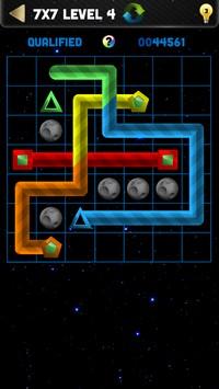 2015 02 08 14.14 Flux Pro (0,99€) : Un jeu de puzzle créant des liens...