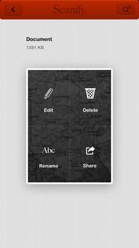 2015 02 10 10.13 Scanify Plus (Gratuité temporaire) : Conservez et partagez vos fichiers en PDF