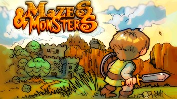 2015 02 11 11.20 Mazes and Monsters (0,99€) : Un jeu daventure rétro sympathique