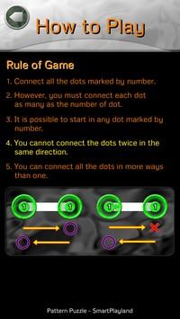 2015 02 19 22.27 Pattern Puzzle (Gratuit temporairement) : Connectez les points de manière logique
