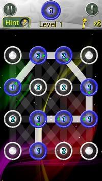 2015 02 19 23.05 Pattern Puzzle (Gratuit temporairement) : Connectez les points de manière logique