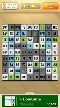 2015 02 21 10.33 Eurekase, mosaïque de syllabes (Gratuit) : Un mélange de mots croisés innovant