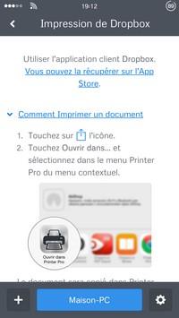 2015 02 26 19.12 Printer Pro (Gratuit temporairement) : Imprimer de votre iDevice sur nimporte quelle imprimante