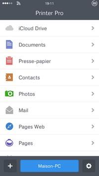 2015 02 26 19 Printer Pro (Gratuit temporairement) : Imprimer de votre iDevice sur nimporte quelle imprimante