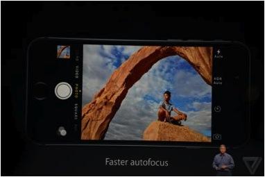 Appareilphoto iPhone 6S : le futur appareil photo suscite des interrogations