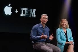 IBM apple Apple et IBM annoncent 12 nouvelles applis pros