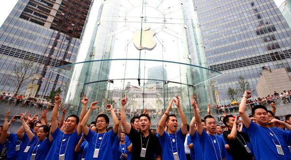 apple chine Apple et la Chine, l'amour vache !