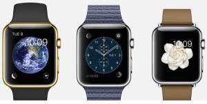 applewatch ter 3 Cinq à six millions de montres Apple Watch disponibles en avril