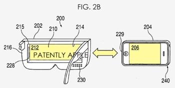 brevet RV Casque de réalité virtuelle : Apple sème des indices