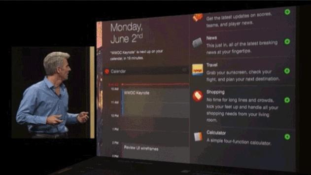 widget itunes 12.1 Un widget iTunes disponible avec la mise à jour 12.1
