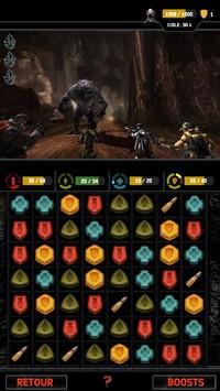 2015 03 01 14.53 Evolve   Hunters Quest (Gratuit) : Un jeu de Combat Match 3 sombre