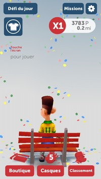2015 03 09 09.13 Run Forrest Run (Gratuit) : Un endless game coloré et rythmé