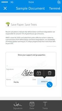 2015 03 20 15.24 SignEasy (Gratuit très partiellement) : Signez numériquement vos documents
