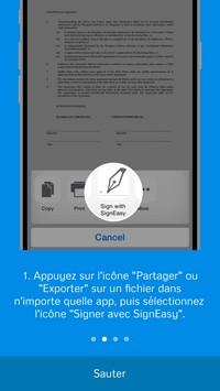 2015 03 20 15.25 SignEasy (Gratuit très partiellement) : Signez numériquement vos documents