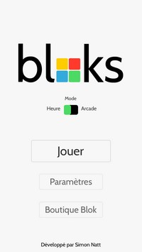 2015 03 24 09.32 Bloks (Gratuit) : Un Puzzle/Match 4 simple et rapide