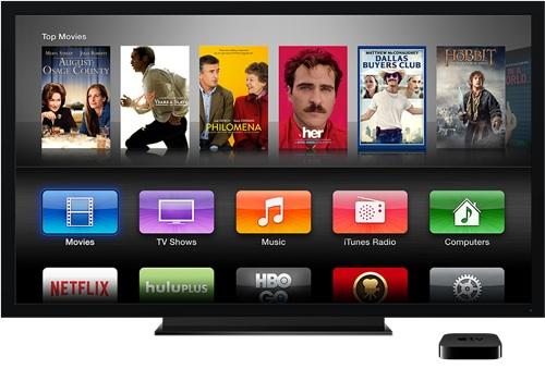 AppleTV1 Apple TV : le contenant et le contenu revu et corrigé ?