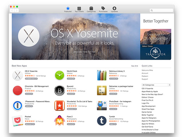 appstore iOS 8.3 n'aura bientôt plus de secrets pour vous !