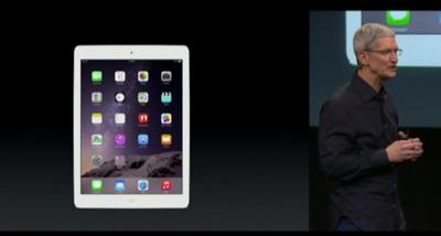 iPad ok iPad : les ventes ont baissé de 15% en 2014