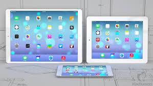 ipad pro 2 iPad Air Plus vs iPad Mini 4 : la révolution est elle pour ce soir ?