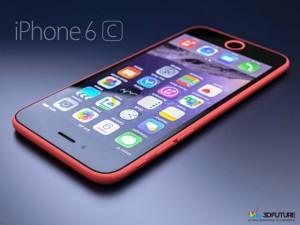 iphone 6c concept 3dfuture 300x225 iPhone : c'est le retour du 4 pouces !