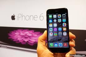 iphone6 ter iPhone 6 : le prix du meilleur smartphone de l'année est pour Apple