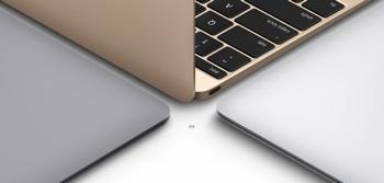 macbook nouveau Apple offre un lifting de choc à ses MacBook !