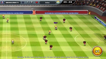 2015 04 02 22.08 Football Planet (Gratuit) : Une sorte de Battle Camp footballistique