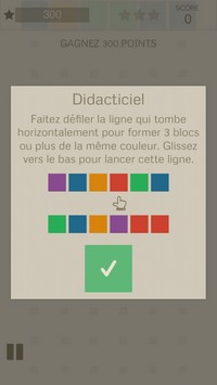 2015 04 13 08.40 Switch & Drop (Gratuit) : Du Match 3 à la sauce Tetris