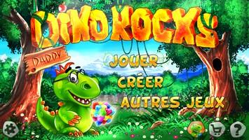 2015 04 22 16.07 Daddy Dino Rocks (0,99€) : Récoltez des joyaux pour un dinosaure amoureux