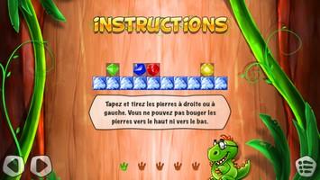 2015 04 22 16.09 Daddy Dino Rocks (0,99€) : Récoltez des joyaux pour un dinosaure amoureux