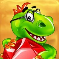 Daddy Dino Rocks Daddy Dino Rocks (0,99€) : Récoltez des joyaux pour un dinosaure amoureux