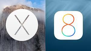 OS Apple lance simultanément iOS 8.3 et OS X 10.10.3