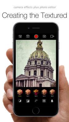 Pro Camera Fx 360 Les bons plans App Store de ce dimanche 26 avril 2015