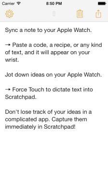 Scratchpad Les bons plans App Store de ce dimanche 26 avril 2015