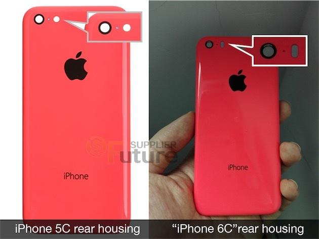 iphone6C 2 iPhone 6C : la rumeur en photos