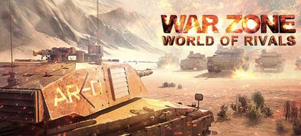 warzone Lapplication gratuite du Jour : War Zone World of Rivals
