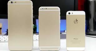 4 pouces1 Le projet iPhone 6S sur la ligne de départ