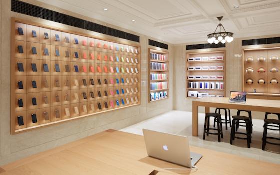 Apple Store Upper East Side Les Apple Store pourraient être revus et corrigés