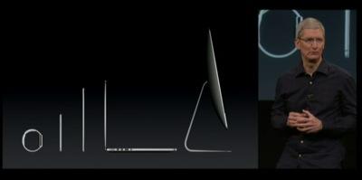 iMac retina ok Chez Apple, l'avenir devrait se dessiner en 4K