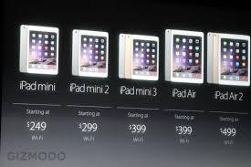 ipad mini iPad Mini : Apple réduit sa gamme par le bas