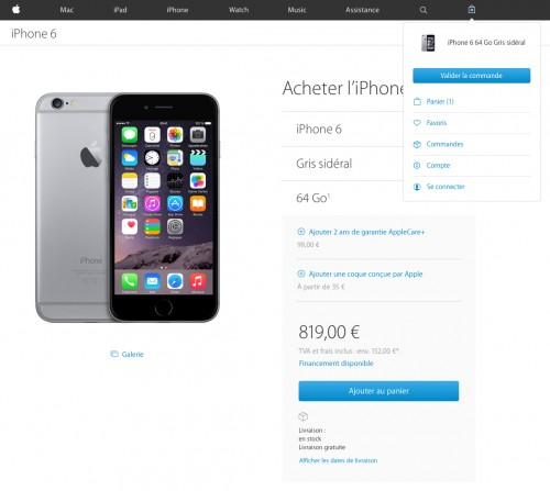 apple store en ligne 500x447 LApple Store en ligne disparaît pour fusionner avec Apple.com