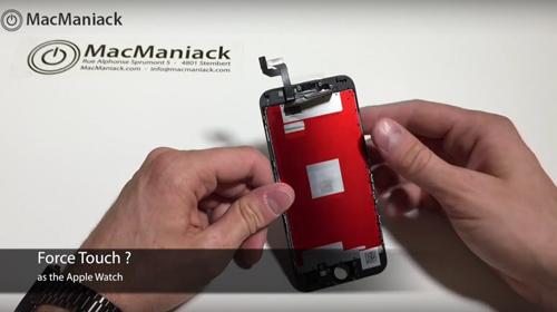 ecran 6s iPhone 6s : lécran dévoilé ?