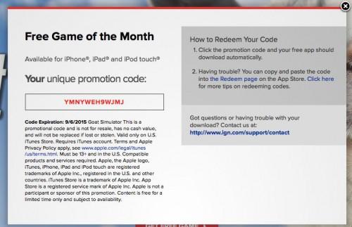 goat simulator 2 500x323 Téléchargez gratuitement le jeu Goat Simulator (au lieu de 4,99€)